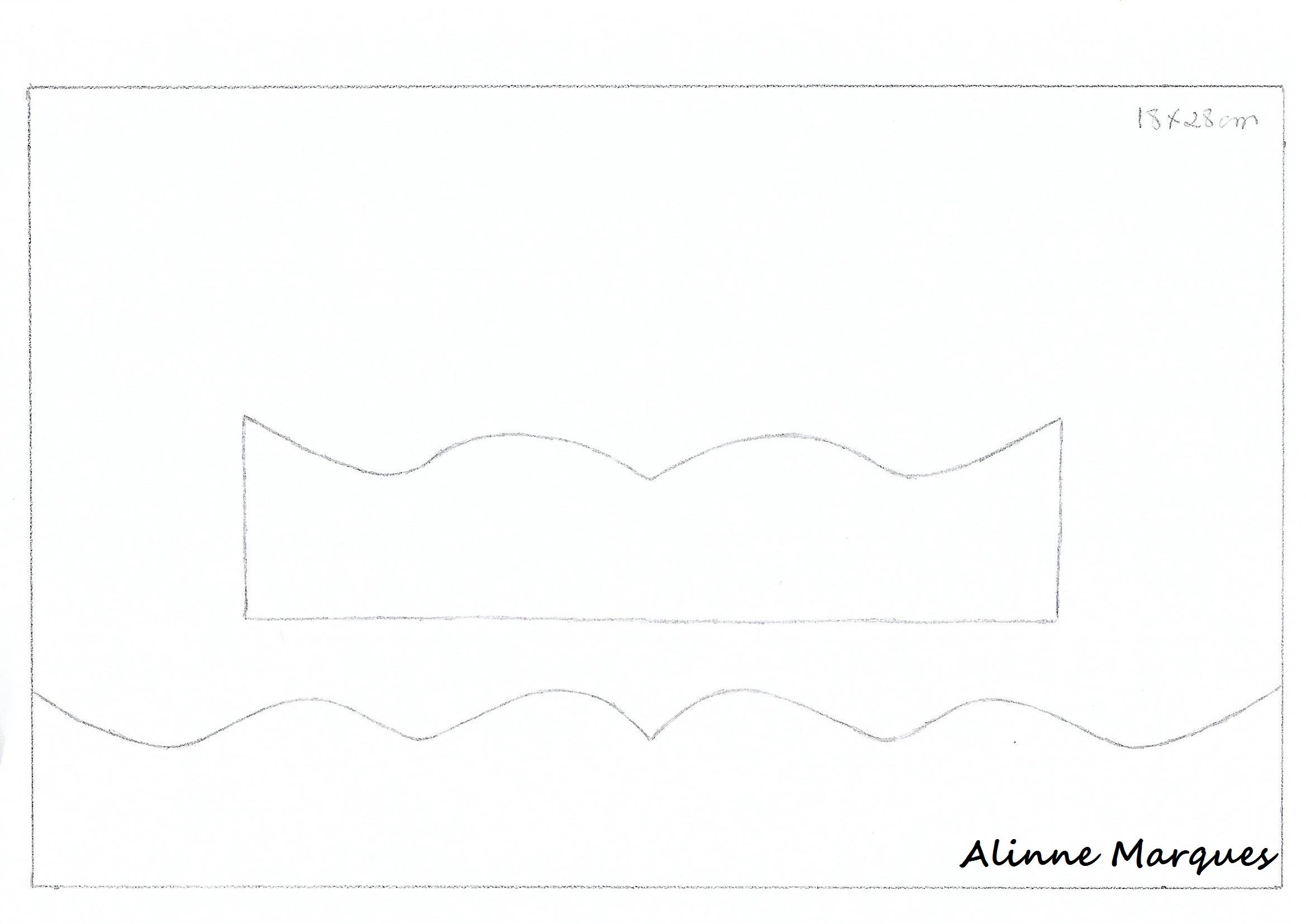 Fabuloso Bandeja de papelão – Artesanato – Passo a passo | Alinne's World NW24